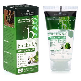 Buchulife First Aid Gel 40gr