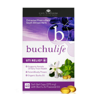 Buchulife UTI Relief+ (40 caps)