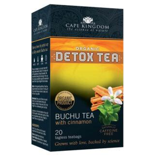 Cape Kingdom Detox Tea Buchu Cinnamon
