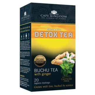 Cape Kingdom Detox Tea Ginger