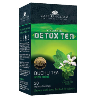 Cape Kingdom Detox Tea Buchu Mint