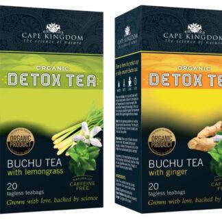 Introduction set Cape Kingdom Detox tea