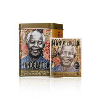 Mandela Tea Guesthouse tin
